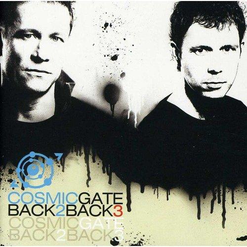 Cosmic Gate - Cosmic Gate: Vol. 3-Back 2 Black [CD]
