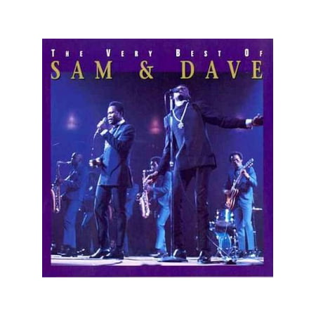 The Very Best Of Sam and Dave (CD)