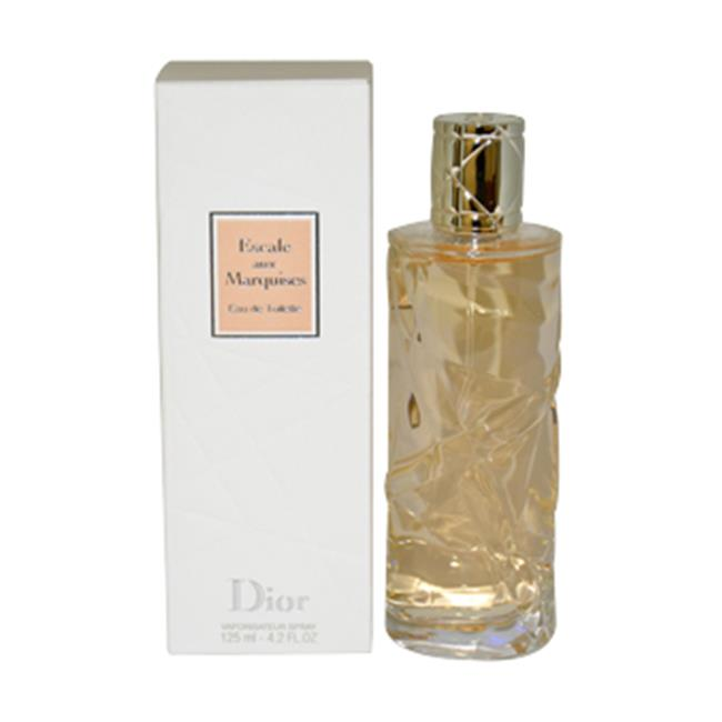 Christian Dior W-5964 Escale Aux Marquises - 4.2 oz - EDT Spray