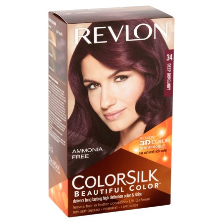 Revlon® Colorsilk Beautiful Color™ Permanent Liquid ...
