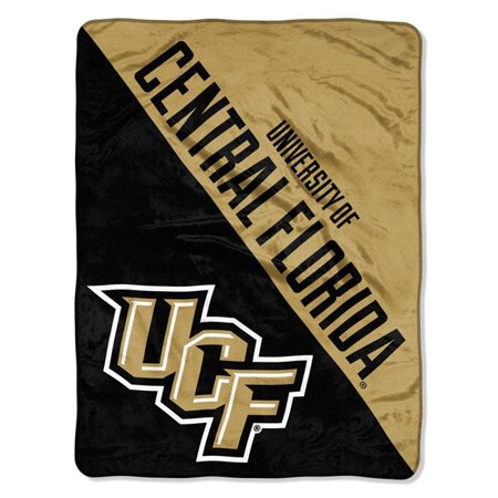 The Northwest 1COL-65901-0104-RET Central Florida Knights Halftone Raschel Blanket - image 1 of 1
