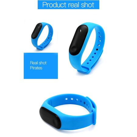 Fitness Tracker,Activity Health Tracker Waterproof Smart Watch Wristband with Blood Pressure Heart Rate Sleep Monitor Pedometer Step Calorie Counter for Android and iPhone - image 8 de 9