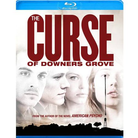 The Curse Of The Downers Grove  Blu Ray