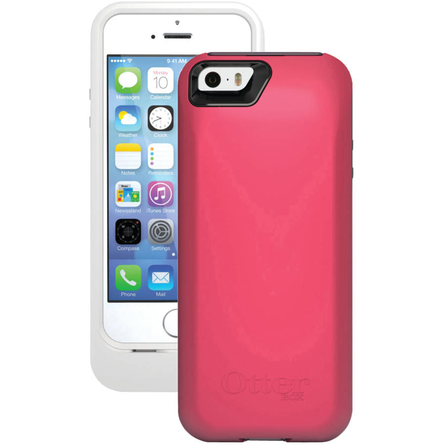 OtterBox Resurgence Power Case for iPhone 5 / 5S / SE - Satin Rose Pink