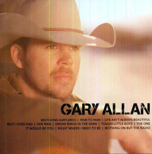 Gary Allan - Icon Series: Gary Allan (CD)