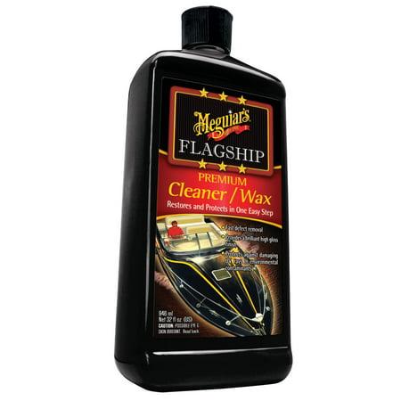Meguiar's Flagship Premium Cleaner and Wax, 32 fl oz