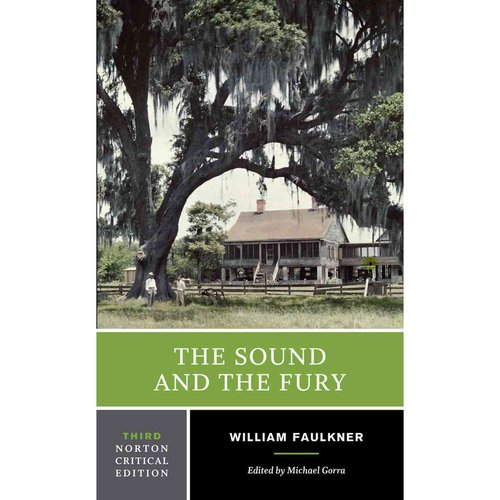 the sound and the fury literary A dialogic hereafter: the sound and the fury and absalom, absalom in j  humphries (ed), southern literature and literary theory (pp 300–18) athens, ga:  the.