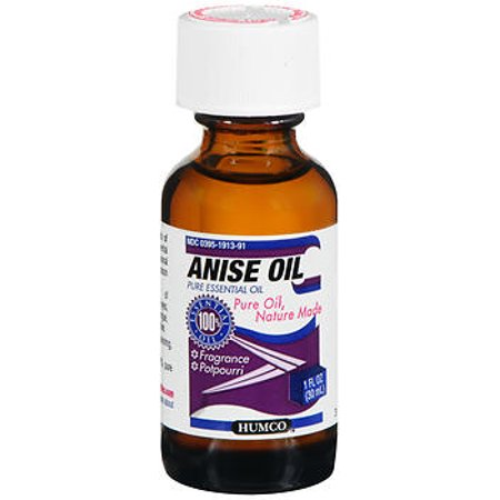 Humco Pure Anise Oil - 1oz