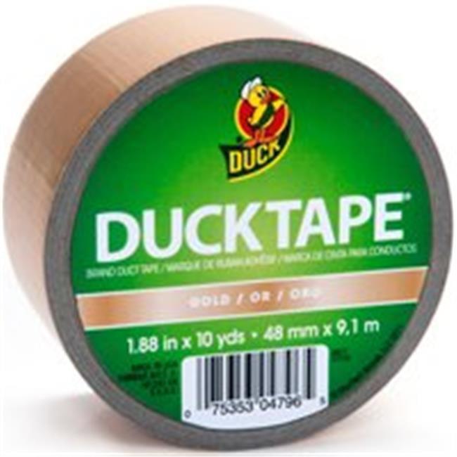 Shurtech Brands 280723 1.88 In. x 10Yards. Gold Duck Tape