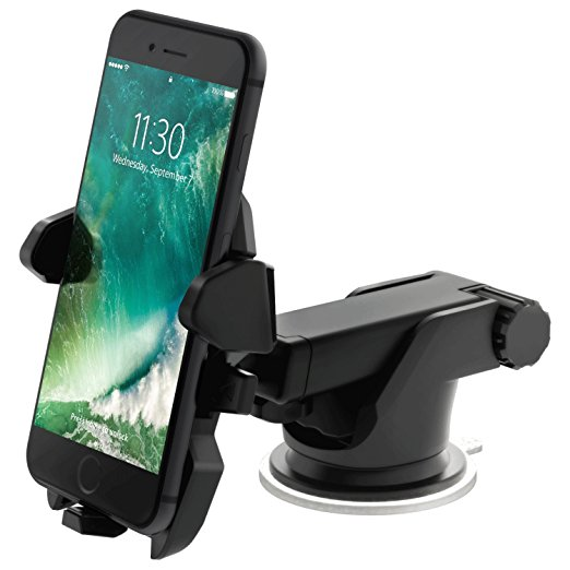 iOttie Easy One Touch 2 Car Mount Holder for iPhone 6s Plus 6s 5s 5c Samsung Galaxy S7 Edge S6 S5 No