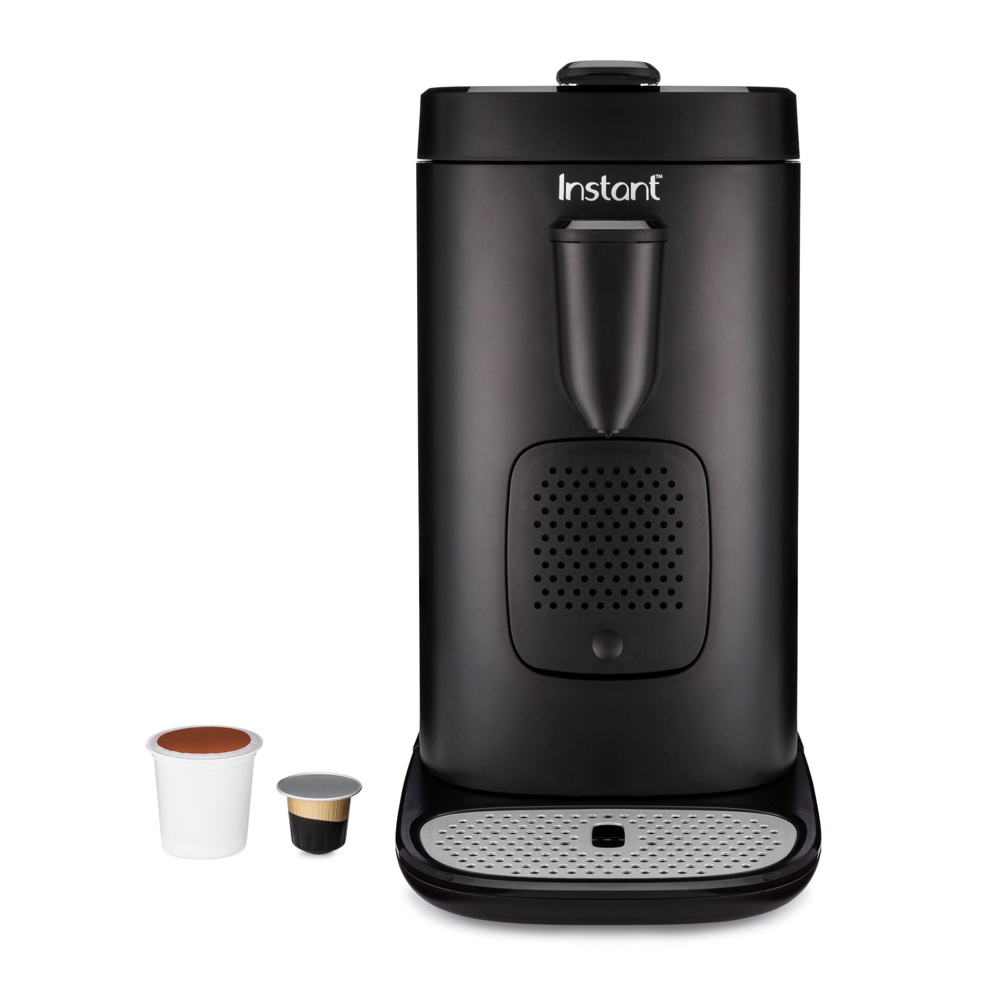 Instant Pod Coffee Maker & Espresso Maker, 2 in 1 Single Brew for K-Cup Pod & Nespresso Capsules - Walmart.com