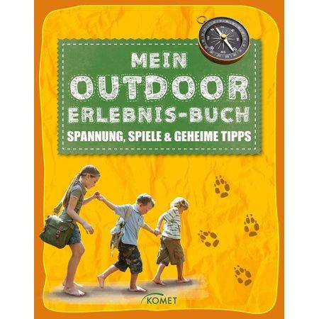 Mein Outdoor-Erlebnisbuch - eBook