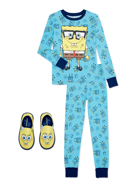 Size 11 Boys Water Shoes Size 11 Nickelodeon Neon Spongebob Squarepants Aqua Socks