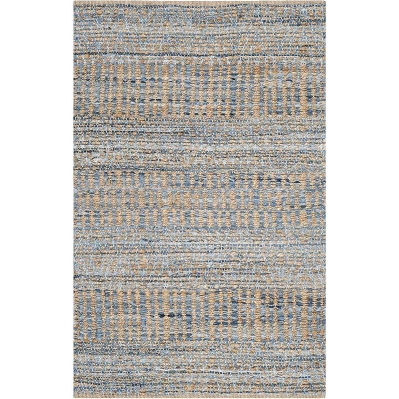 "Hawthorne Collection Natural Contemporary Rug - Runner 2'3"" x 6' - image 1 of 1"