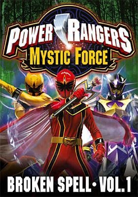 Sorry, Power rangers mystic force