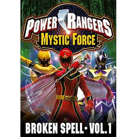 Power Rangers Mystic Force: Broken Spell, Vol. 1 (Full
