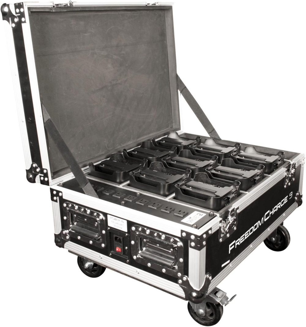 Freedom Charge 9 Road Case
