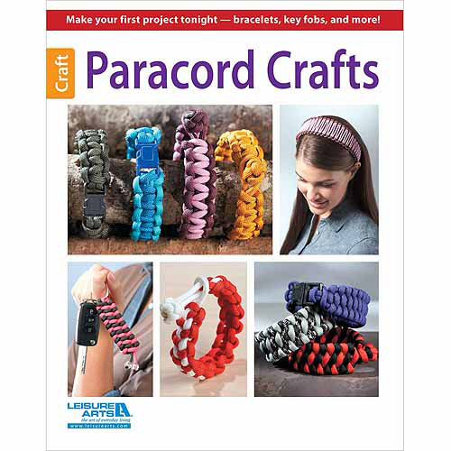 Leisure Arts, Paracord Crafts