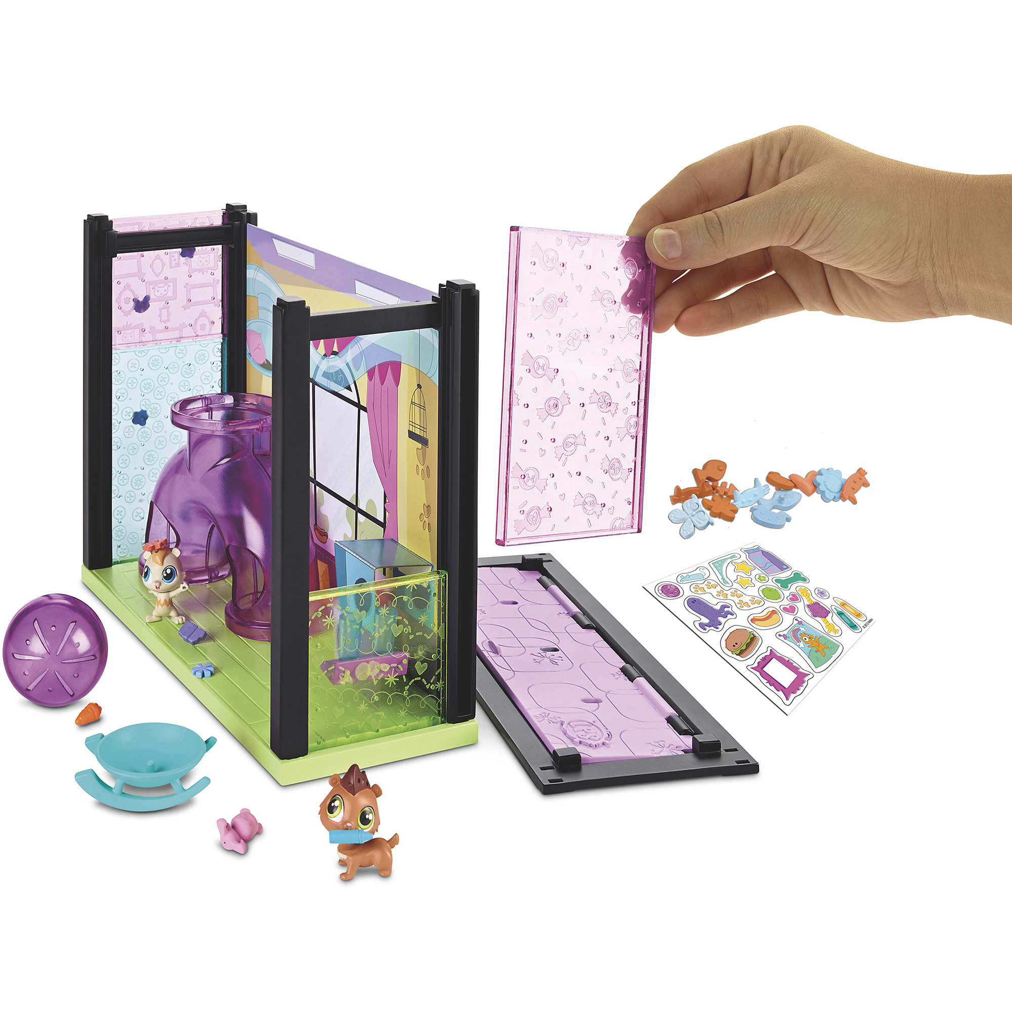 Littlest Pet Shop Pet Acular Fun Room Style Set   Walmart.com