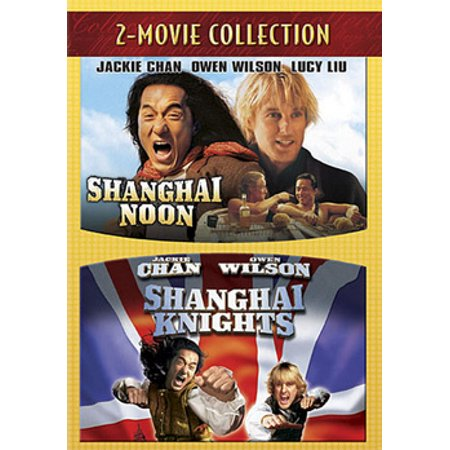 Shanghai Noon / Shanghai Knights - Two Face From Dark Knight
