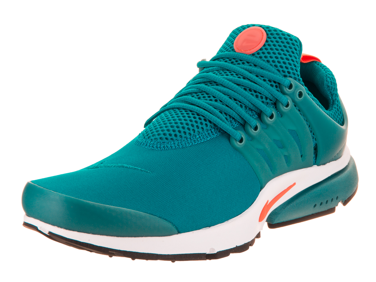 Nike Air Presto Essential Dolphins Teal Orange Men's Running Shoes 848187-404 by Nike