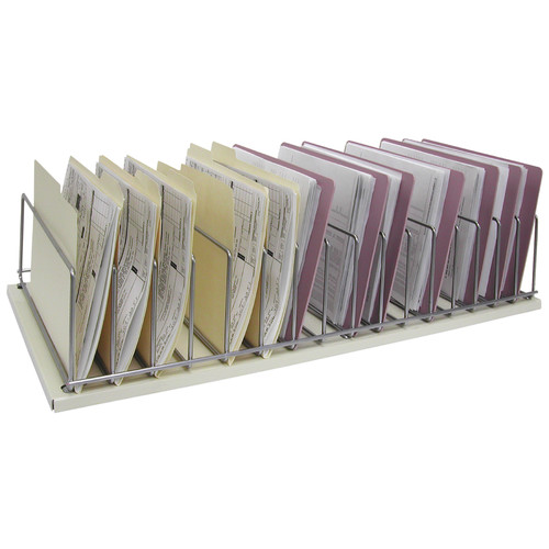 Omnimed File Table Top Storage Rack