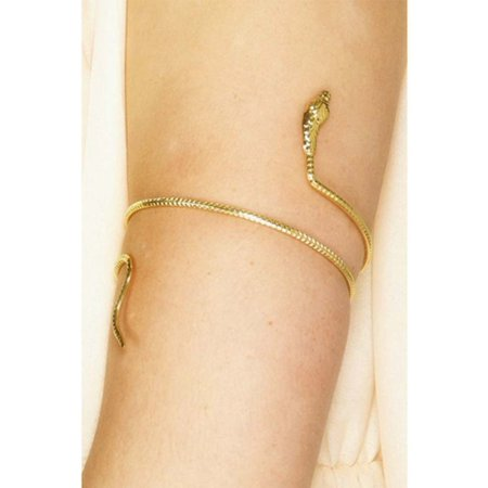 Egyptian Snake Arm Bracelet