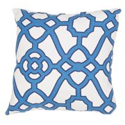 Jaipur Geometric Polyester Indoor / Outdoor Decorative Pillow
