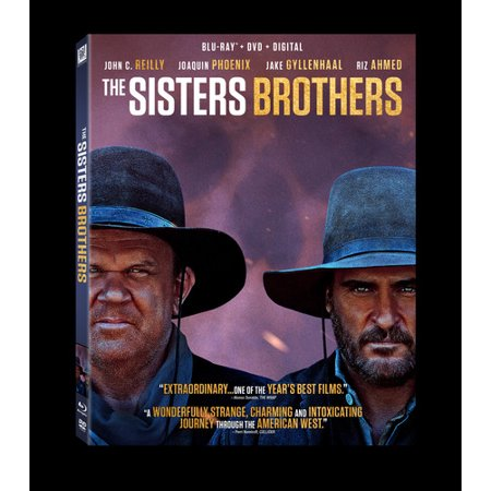 The Sisters Brothers (Blu-ray + DVD + Digital