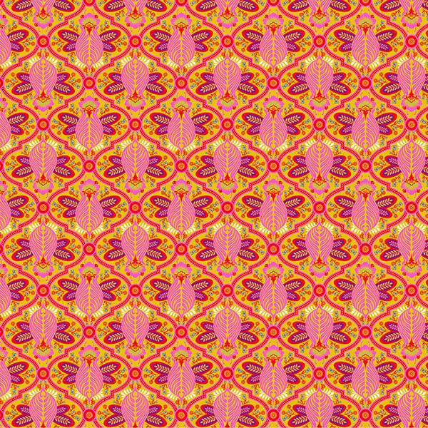 Free Spirit Tula Pink All Stars Marigold Bee