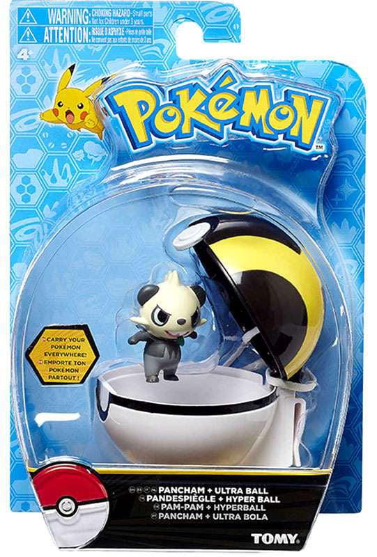Carbink /& Ultra Ball Pokemon Clip n Carry Figure