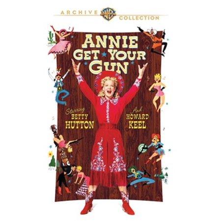 Annie Get Your Gun (DVD)