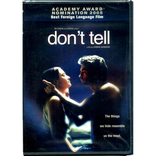 Don't Tell (Widescreen)