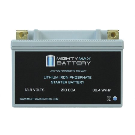 YTR9-BS Lithium Battery Replacement for Polaris 150 ACE EFI 2017
