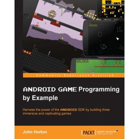 Android Game Programming by Example - eBook ()