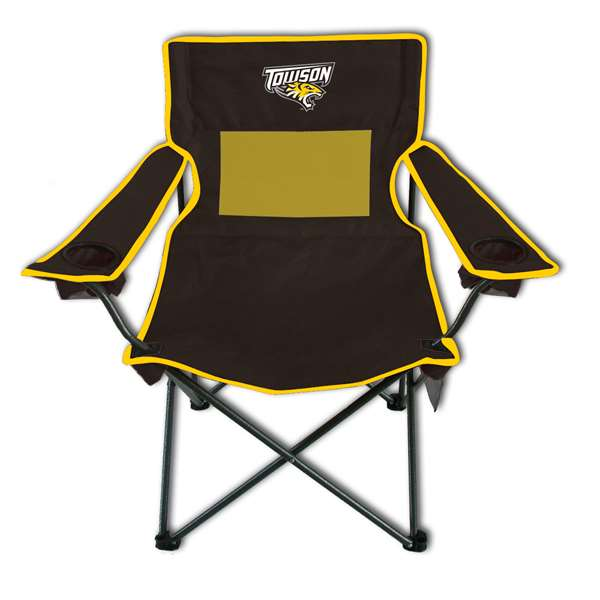 Towson State University Monster Mesh Chair - Tailgate Camping