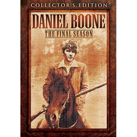 Daniel Boone: The Final Season (DVD) (Did Daniel Boone Fight In The Alamo)