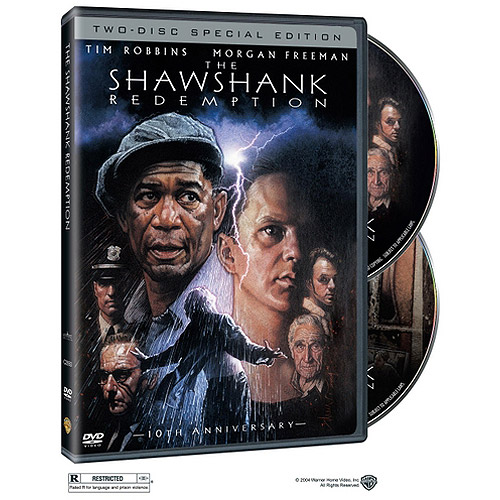 SHAWSHANK REDEMPTION (DVD/2 DISC/SPECIAL EDITION/ENG-FR-SP-SUB)