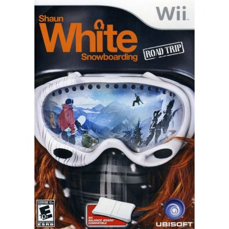 Shaun White Snowboarding (Wii)