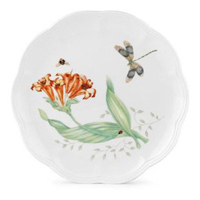 Lenox Butterfly Meadow Dragonfly Accent Plate