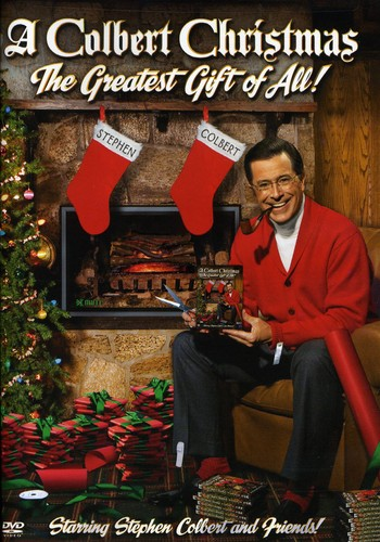 A Colbert Christmas: The Greatest Gift of All! by