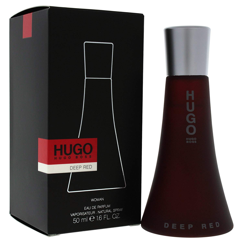 red boss perfume