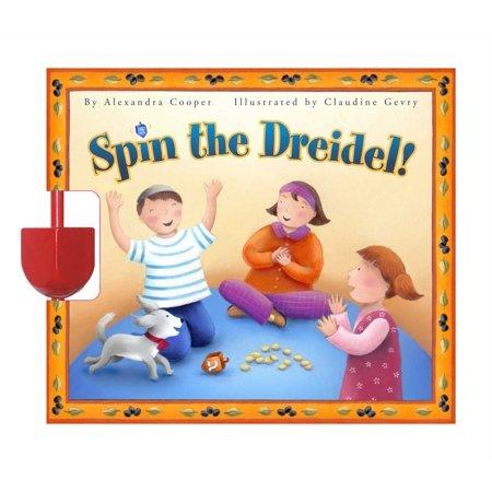 Spin A Dreidel (Spin the Dreidel!)