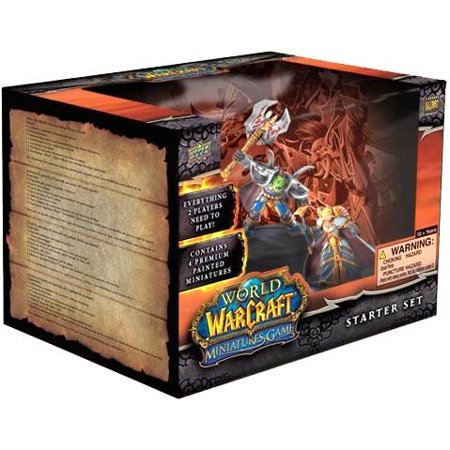 World of Warcraft Miniatures Game Core Set Starter Set (Warcraft Miniatures Game)