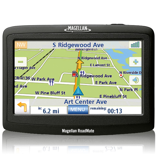 Refurbished Magellan RM1412SGXNA RoadMate 1412 (US & Canada) 4.3 Inch Automotive GPS