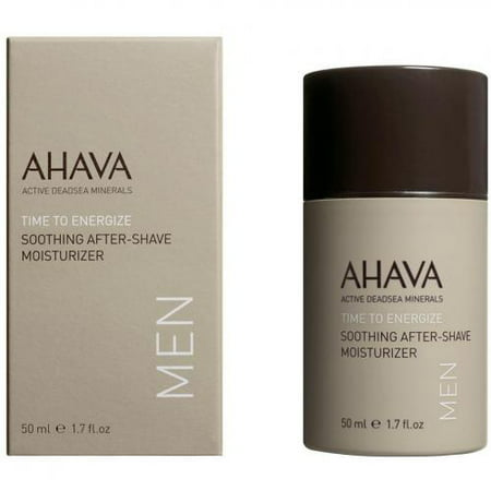 Ahava Time to Energize Soothing After-Shave Moisturizer, 1.7 (Best After Shave Moisturizer)
