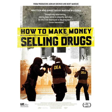 How To Make Money Selling Drugs  2013  11X17 Movie Poster