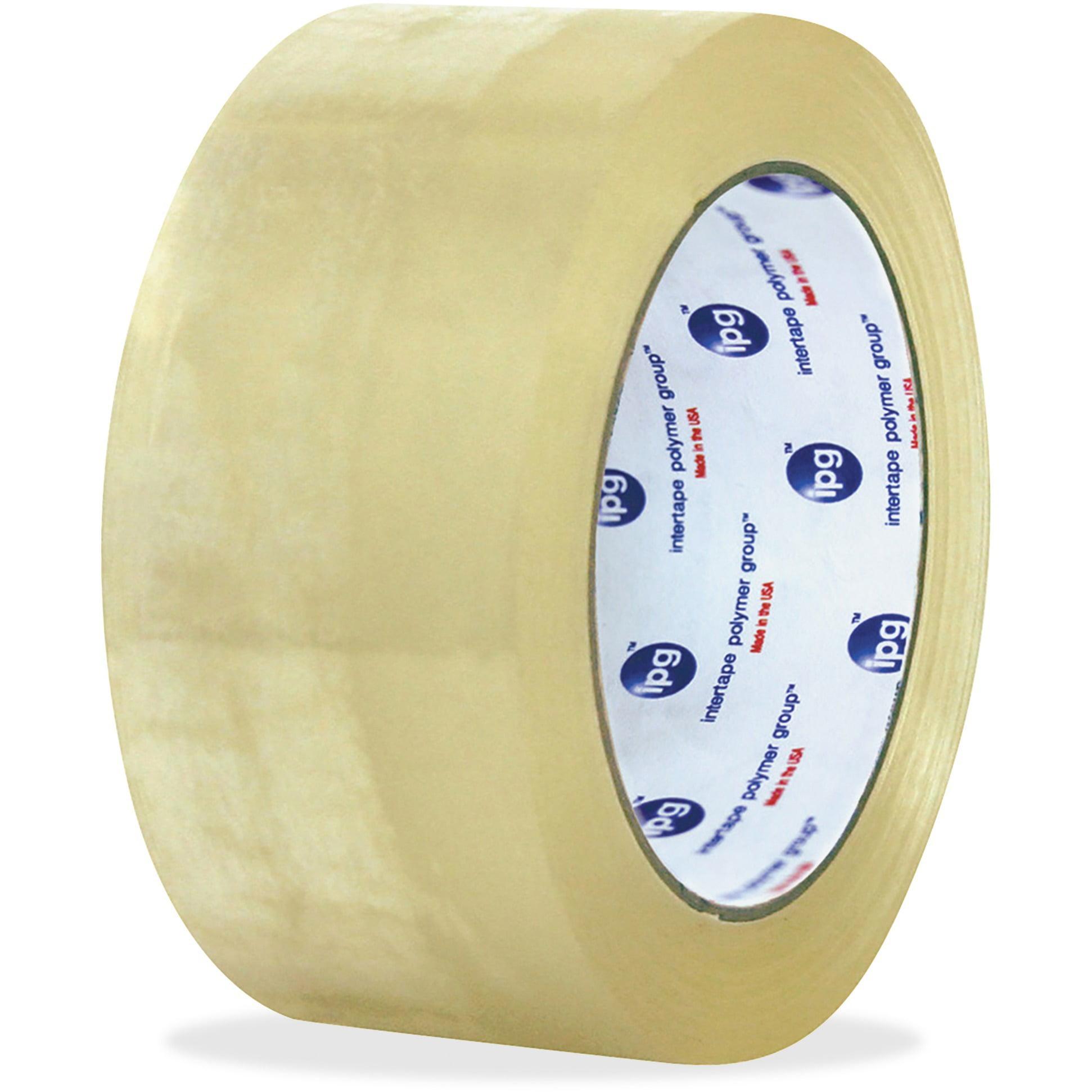 ipg, IPGF403005, Hot Melt Carton Sealing Tape, 6 / Carton, Clear