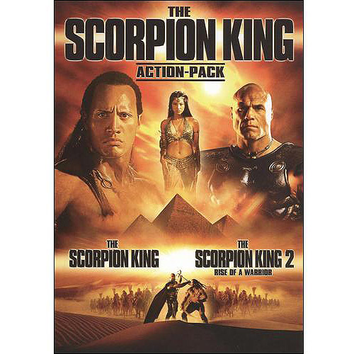 The Scorpion King Action Pack: The Scorpion King / The Scorpion King 2: Rise Of A Warrior (Widescreen)