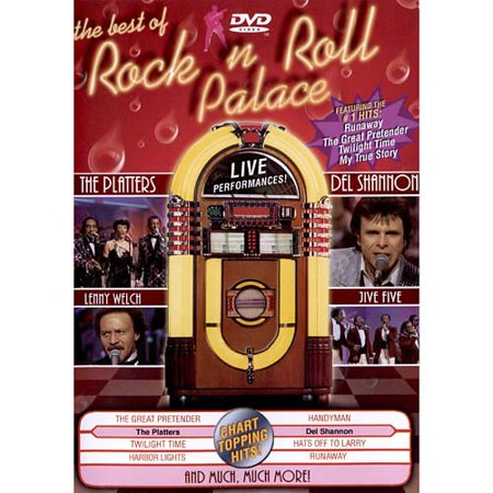 The Best Of Rock N Roll Palace (Music DVD)